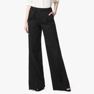 Joes Jeans High Rise Wide Leg Pants The Bessie NEW